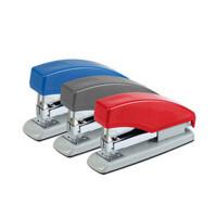 创意用品 齐心B3017 按键式省力大号订书机 钉书机 装订器大号 颜色随机
