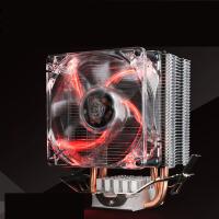 电脑CPU散热器1155CPU风扇AMD1151/1150台式机I3 n9x