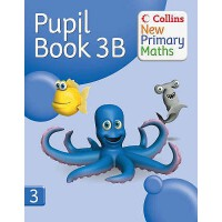 【预订】Collins New Primary Maths. 3b, Pupil Book 9780007220267