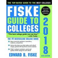 Fiske Guide to Colleges 2018【英文原版】费思克大学指南2018年第34版