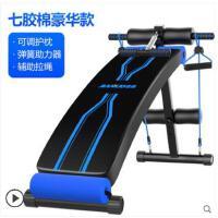 锻炼瘦身仰卧板收腹多功能运动辅助器仰卧起坐健身器材家用男士练腹肌