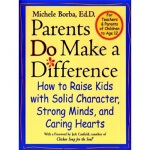 【预订】Parents Do Make a Difference 9780787946050