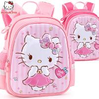 凯蒂猫书包幼儿园女童可爱女孩学3-6岁宝宝儿童双肩背包5前班大班