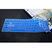15.6寸笔记本电脑键盘膜机械师F117-V键盘膜键位保护贴膜