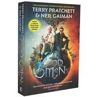 英文原版 好兆头 同名美剧小说版 Good Omens: Nice and Accurate Prophecies 尼尔