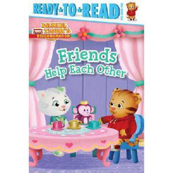 【预订】Friends Help Each Other9781481403665 美国库房发货,通常付款后3-5周到货!