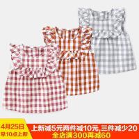 女童婴儿童衣服夏季连衣裙子1岁3个月0女宝宝6公主裙背心裙