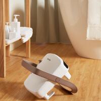 艾美特取暖器2000w家用暖风机浴室防水电暖器速热迷你电暖气
