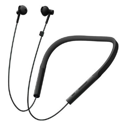小米蓝牙项圈耳机青春版 立体声入耳式运动双耳音乐后挂迷你无线耳麦小米健身跑步可听歌 三星苹果iphone华为手机通用新品上市