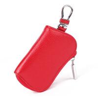 女款可爱汽车钥匙包 女式钥匙包 零钱包 卡套 拉链钥匙包