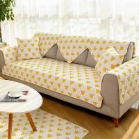 北欧沙发垫布艺防滑坐垫四季通用简约现代沙发套组合套装