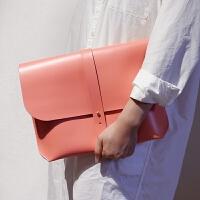 苹果笔记本电脑包内胆包寸13.3寸时尚公文包文件袋休闲手拿包