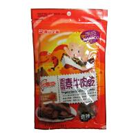 [当当自营] 台湾地区进口 泰山 素牛肉干味香菇片(辣味) 75g