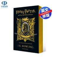 英文原版 哈利波特与混血王子 赫奇帕奇学院版 平装 Harry Potter and the Half-Blood Pr