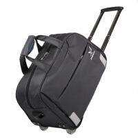 拉杆包男女手提旅行包大容量行李包袋轻便折叠拖拉防水包20 24寸