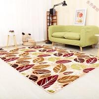 地毯客厅卧室满铺可爱简约现代沙发茶几榻榻米床边绿地毯