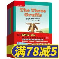 全新正版限时抢,满39包邮,活动中・・美国加州少儿英语分级阅读 培生儿童英语宝宝0-3-4-5-6岁幼儿园小学生一年级