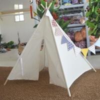 房间装饰品 儿童帐篷室内游戏屋宝宝玩具拍摄道具摆件