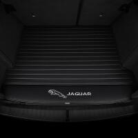 路虎发现5揽胜运动版神行者2极光星脉捷豹xel xfl XJ汽车后备箱垫 捷豹 单片 黑色