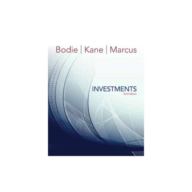 【预订】Investments, 10/e 9780077861674 美国库房发货,通常付款后3-5周到货!