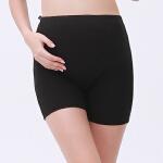 内衣裤头2条宽松安全裤 孕妇内裤高腰托腹怀孕期平角可调节