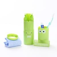 洗漱杯套装牙刷杯旅行便携式分装瓶出差洗漱用品旅游洗漱包三合一