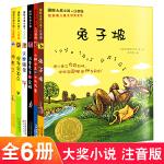 全6册 兔子坡小脚公主波普先生的企鹅傻 狗温迪克 亲爱的汉修先生 狗来了 小学生课外阅读文学儿童课外书8-12岁二三四