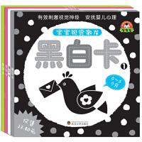 宝宝蛋:宝宝视觉激发卡(套装全4册)