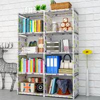 林仕屋简易书架落地置物架学生桌上书柜儿童桌面小书架收纳架简约现代