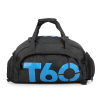 短途旅行包单肩女健身包运动包斜跨行李包手提训练包男旅游双肩包 中