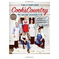 【预订】The Complete Cook's Country TV Show Cookbook (Includes A