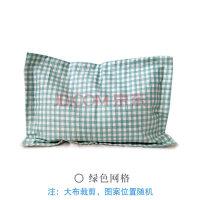 暖窝窝新生儿荞麦枕初儿生月子枕头婴儿荞麦壳枕头纯棉枕套月子枕