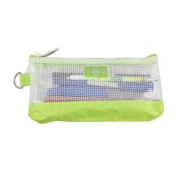 B6透明笔袋票据袋防冻底部加宽文件袋 拉链袋 收纳袋 零钱袋 笔袋