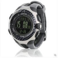 休闲旅行手表指南针高度气压计温度计户外多功能运动登山手表