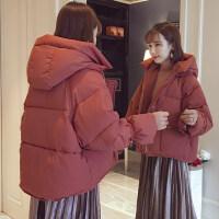 羽绒棉衣服女ins面包服短款韩版学生外套冬季棉袄潮