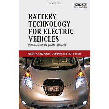 【预订】Battery Technology for Electric Vehicles 9781138811102 美国库房发货,通常付款后3-5周到货!