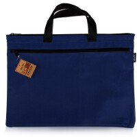得力5840手提袋 双层收纳袋 购物袋 手拎袋 公文袋 文件袋(一口价是指一个的价格)