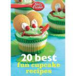 【预订】Betty Crocker 20 Best Fun Cupcake Recipes
