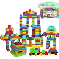 儿童大号颗粒塑料积木益智早教拼装插积木 玩具批发儿童益智玩具