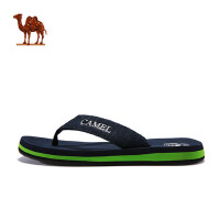骆驼运动沙滩拖鞋 夏季防滑户外凉拖夹脚拖男士人字鞋拖沙滩鞋