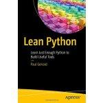 【预订】Lean Python 9781484223840