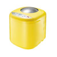 面包机功能酸奶蛋糕机家用全自动和面 黄色