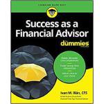 【预订】Success As A Financial Advisor For Dummies 978111950410