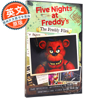 玩具熊的五夜后宫 档案 英文原版 The Freddy Files (Five Nights at Freddy's)