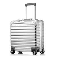 空姐拉杆箱18寸电脑箱万向轮商务登机箱包旅行箱16寸行李箱子男女 18寸