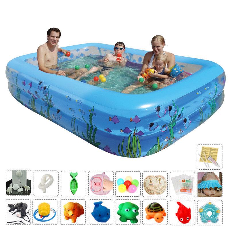 家用小孩充气游泳池家庭大号水池加厚婴幼宝宝充气戏水池成年人浴缸海洋球池加厚 发货周期:一般在付款后2-90天左右发货,具体发货时间请以与客服协商的时间为准