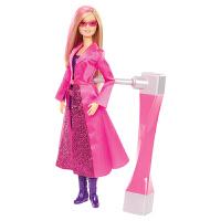 【当当自营】Barbie芭比芭比特工队之主角芭比DHF17