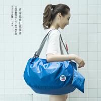 户外皮肤包旅行双肩背包防水折叠包学生书包背包大容量斜挎包