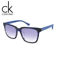 Calvin Klein/卡尔文克雷恩太阳镜女大框时尚复古墨镜男CK4299