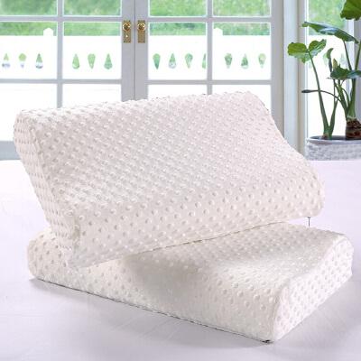 可水洗枕套枕头慢回弹单只装太空记忆枕单人护颈椎枕芯
